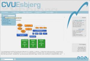 Websted for CVU i Esbjerg